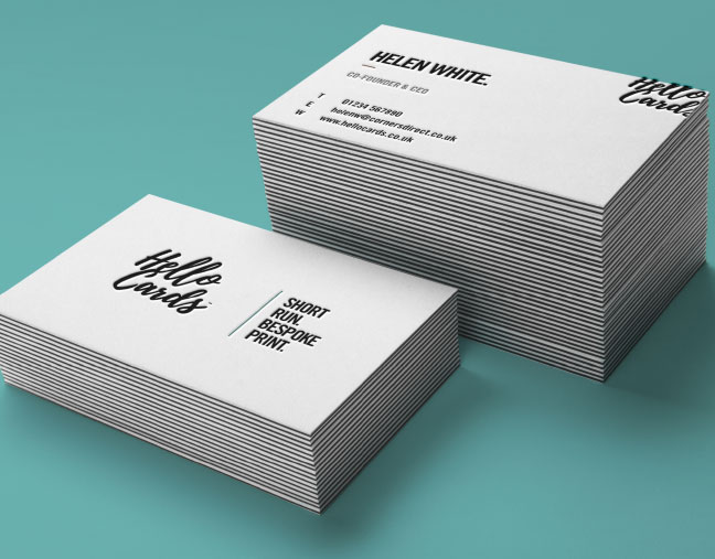 business cards image